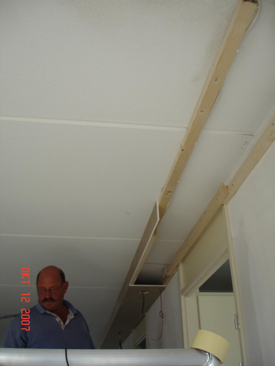 Koof Keuken Schilderen : Dakkapel Plaatsen Afwerken Binnenkant Pictures