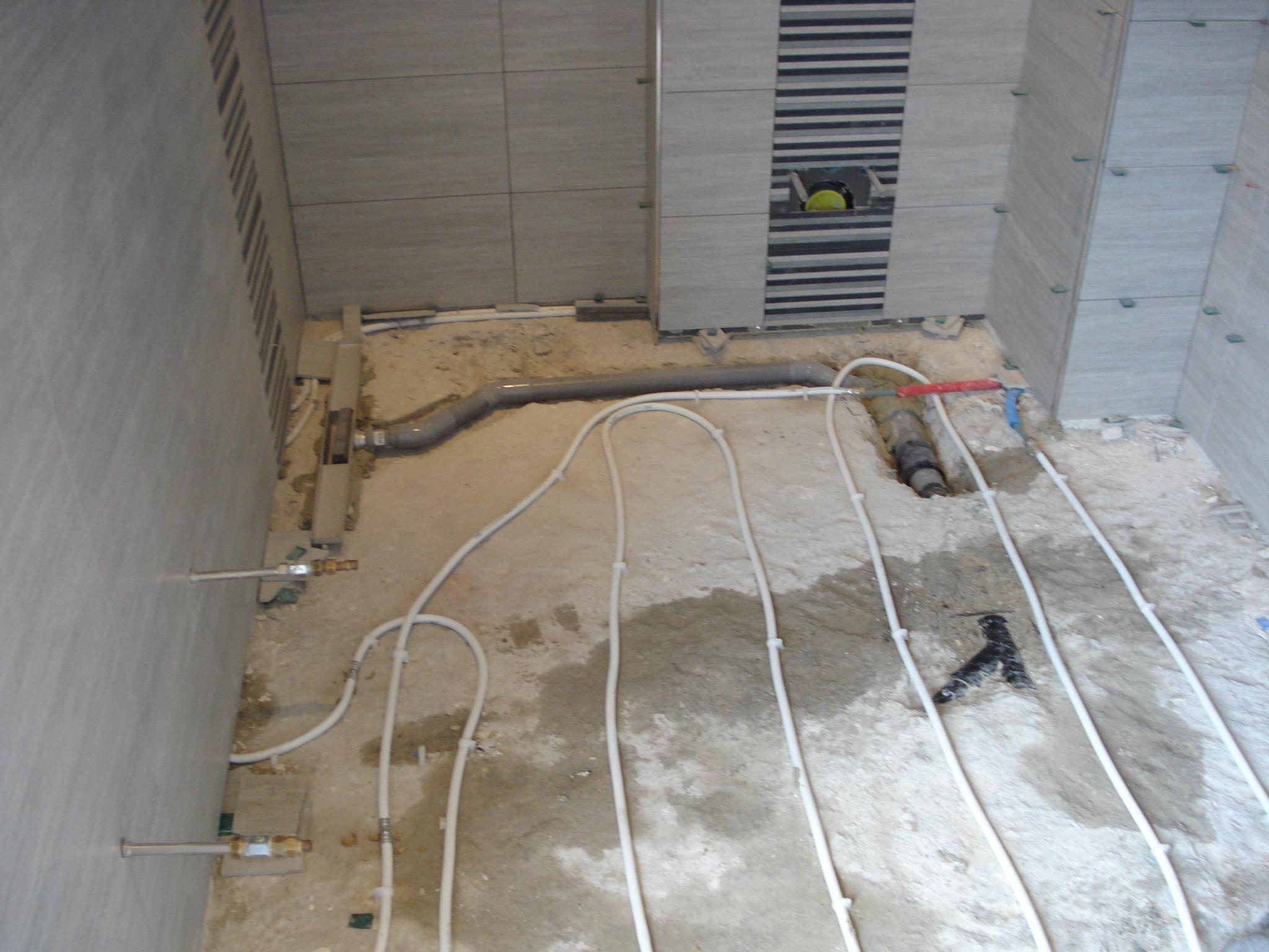 Project renovatie badkamer – Van den Hoeven Bouw – Houten
