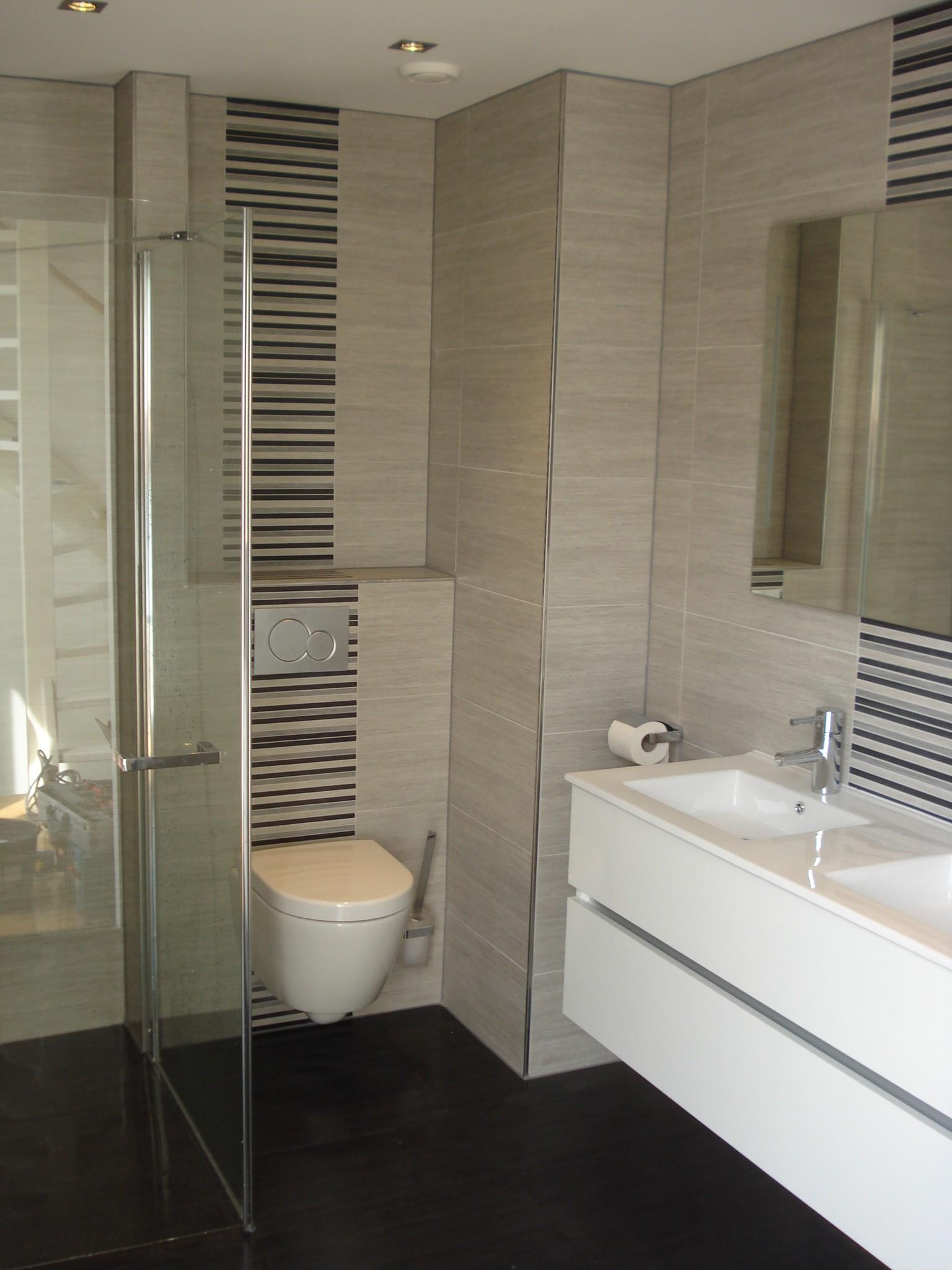 project renovatie badkamer � van den hoeven bouw � houten